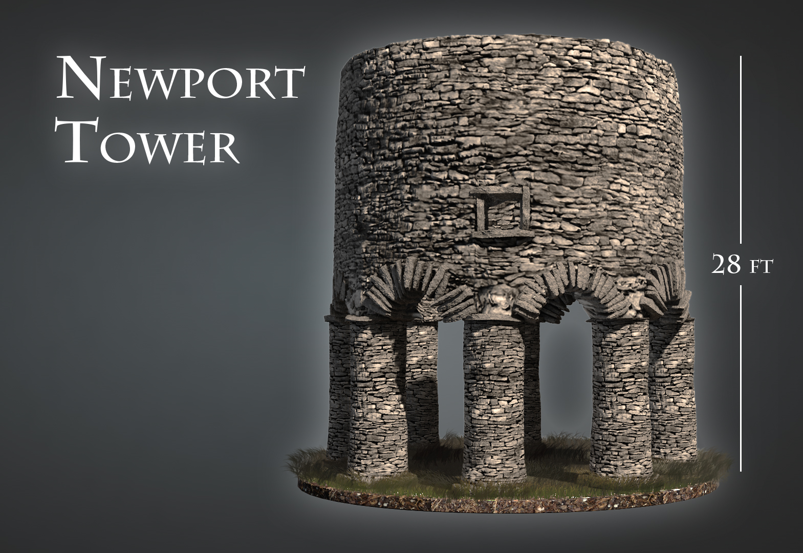 Newport_tower